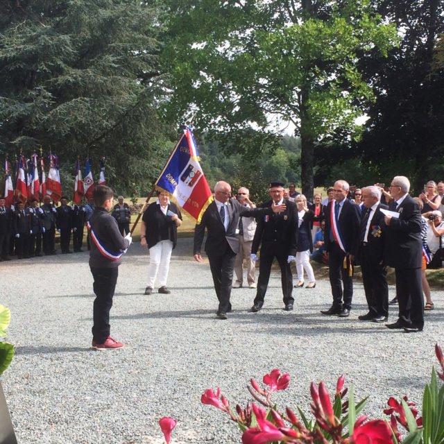 commémoration du 30 août