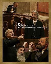 affiche film La séparation des Eglises et de l'Etat