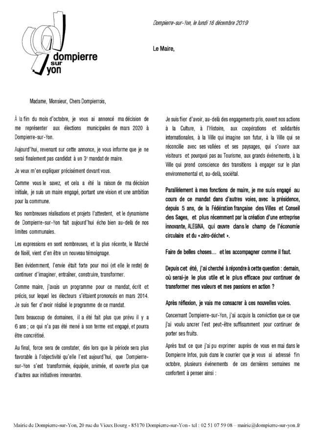 Courrier du Maire aux habitants décembre 2019_Page_1